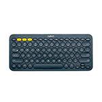 Logitech K380 negro Bluetooth - Teclado