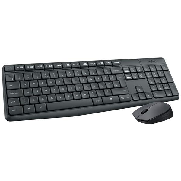 Logitech MK235 – Kit teclado y ratón