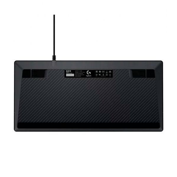 Logitech G213 Prodigy con iluminación RGB gaming - Teclado
