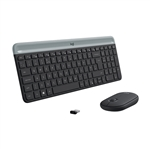 Logitech MK470 Wireless - Kits de Teclado y Ratón