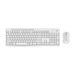 Logitech Silent Touch MK295 Blanco  Kit de teclado y ratón