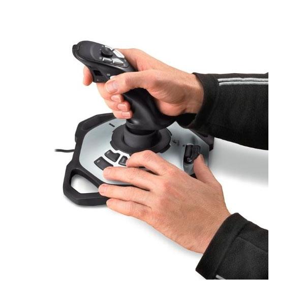 Logitech extreme 3d pro gaming  Joystick