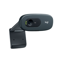 Logitech HD Webcam C270 – Webcam