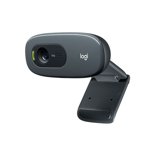Logitech C270 HD - Webcam