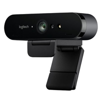 Logitech BRIO 4K Ultra HD – Webcam