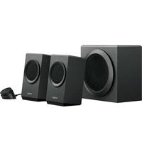 Logitech 2.1 Z337 Bold Bluetooth Negro – Altavoz