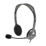 Logitech Stereo Headset H110  Auricular