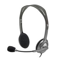 Logitech Stereo Headset H110 - Auricular