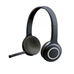 Logitech Wireless Headset H600 - Auricular