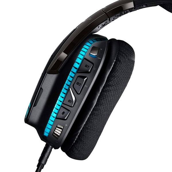 Logitech G633 Artemis RGB 71 gaming  Auricular