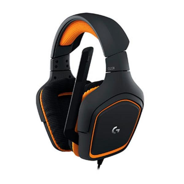 Logitech G231 Prodigy Gaming - Auriculares