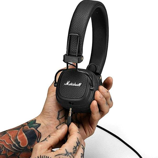 Marshall Major III Black - Auriculares