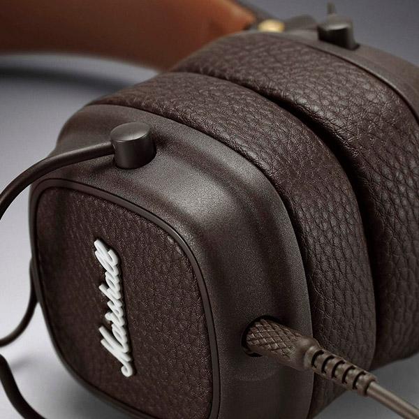 Marshall Major III Brown - Auriculares