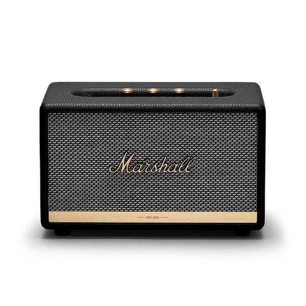 Marshall Acton II Voice Negro  Altavoz Inteligente con Alexa