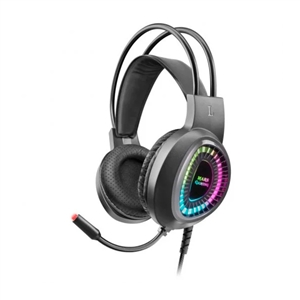 Mars Gaming MH220 RGB Negros  Auriculares Gaming