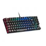 Mars Gaming MKREVOPRO TKL RGB Blue  Teclado