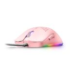 Mars Gaming MMAX Pink RGB  Ratón