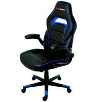Mars Gaming MGC117BBL negro / azul - Silla