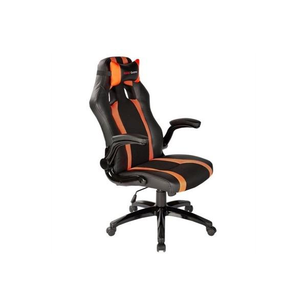 Tacens Mars Gaming MGC2BO negra / naranja – Silla