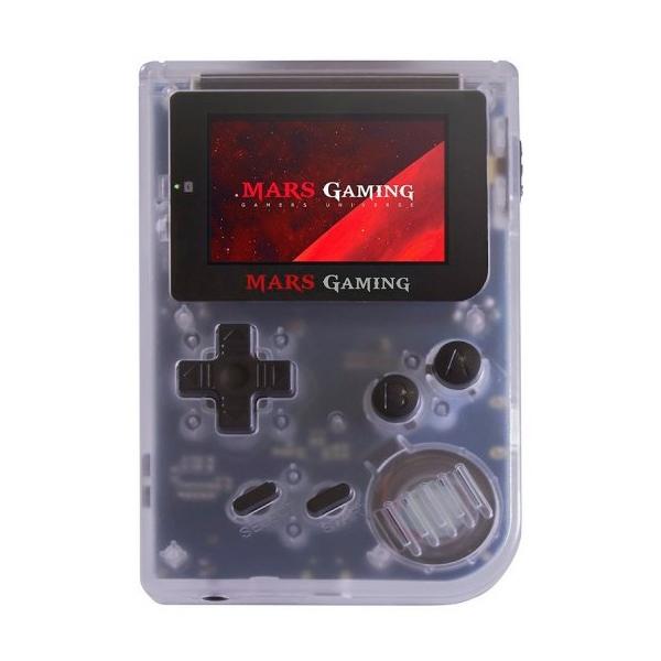 Mars Gaming MRB Blanca - Consola Retro Portátil