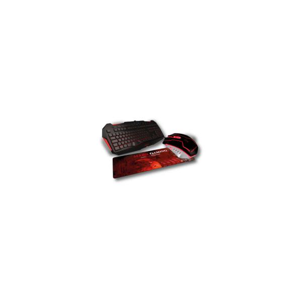 Mars gaming MM2  MK215  MMP2  Kit gaming