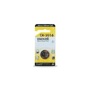 Maxell pila boton litio cr2016 3v 1 unidad en blister