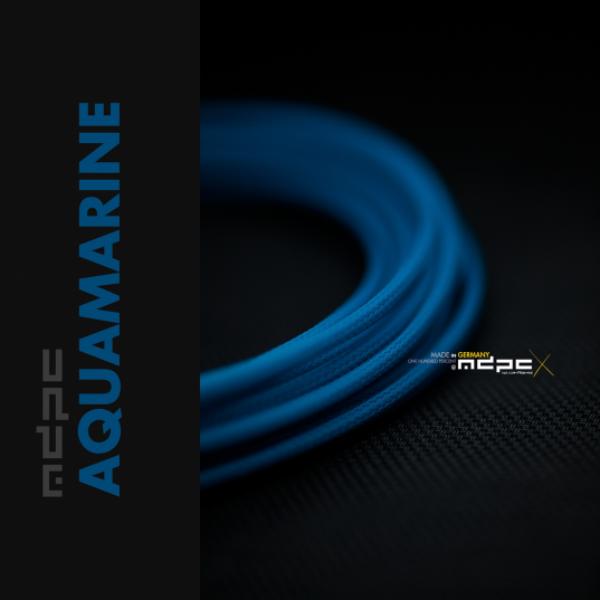 MDPCX Azul Agua 1m grosor de 1778mm  Funda de cable