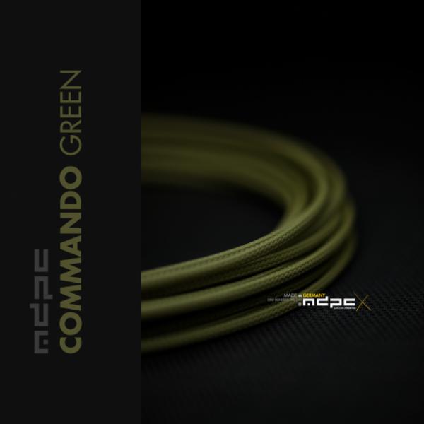 MDPCX Verde Comando 1m grosor de 1778mm  Funda de cable