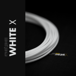 MDPC-X Blanco X 1m grosor de 1,7-7,8mm - Funda de cable