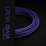 MDPCX Violeta 1m grosor de 1778mm  Funda de cable