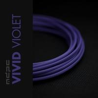 MDPC-X Violeta 1m grosor de 1,7-7,8mm – Funda de cable