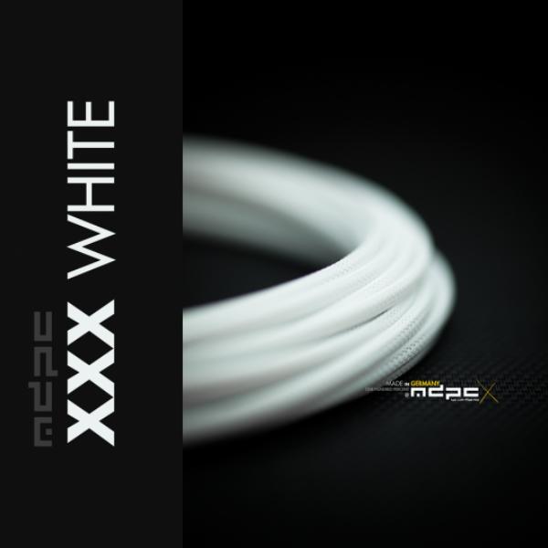 MDPCX Blanco 1m grosor de 1778mm  Funda de cable