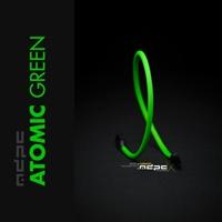 MDPCX Verde Atmico UV 1m  Funda de cable SATA