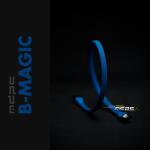 MDPCX Azul Mágico 1m  Funda de cable SATA