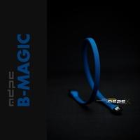 MDPCX Azul Mgico 1m  Funda de cable SATA