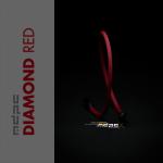 MDPCX Rojo Diamante 1m  Funda de cable SATA