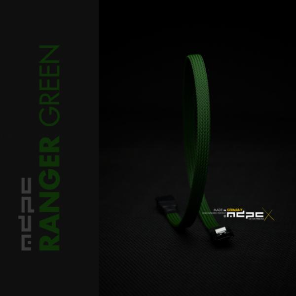 MDPC-X Verde 1m – Funda de cable SATA