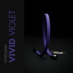 MDPCX Violeta 1m  Funda de cable SATA
