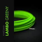MDPC-X Verde Lambo 1m grosor de 1,7-7,8mm - Funda de cable