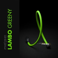 MDPC-X Verde Lambo UV 1m – Funda de cable SATA
