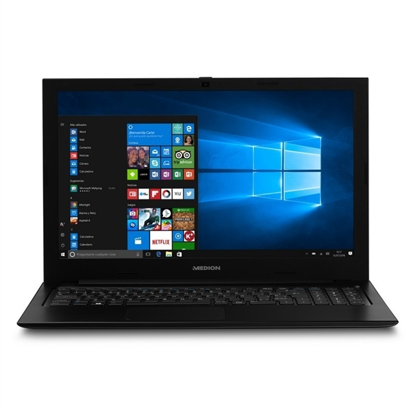 Medion MD60509 N3710 4GB 1TB+128GB W10 15.6 W10 – Portátil