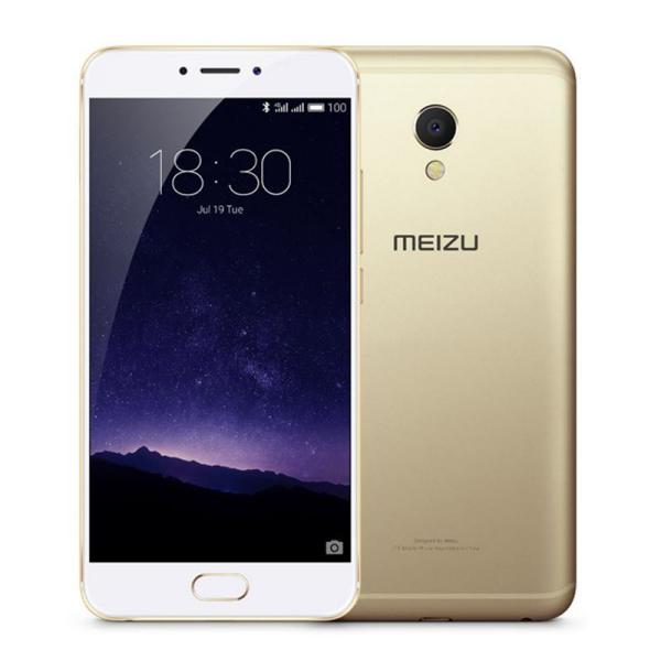 Meizu MX6 4GB RAM 32GB OroBlanco  Smartphone