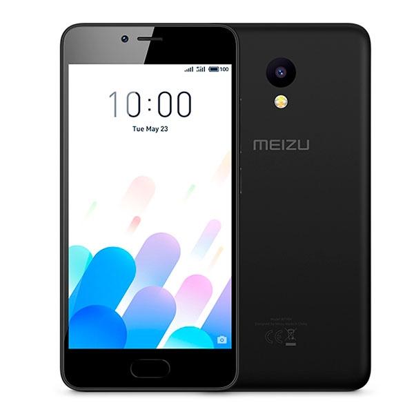 Meizu M5C 5 2GB 16GB Negro  Smartphone