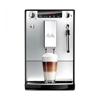 Melitta Caffeo Solo amp Milk E953102 Silver  Cafetera