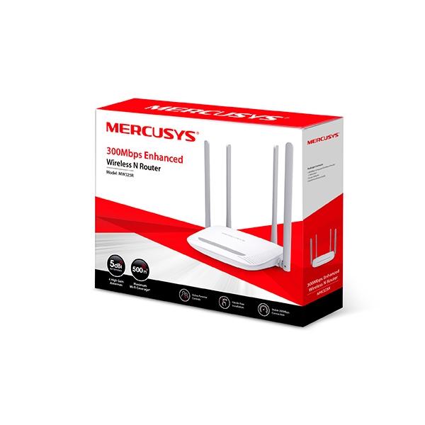 Mercusys MW325R blanco - Router