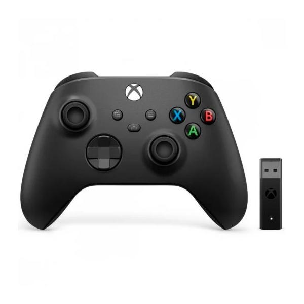 Microsoft Mando Inalámbrico Xbox  adaptador  Gamepad