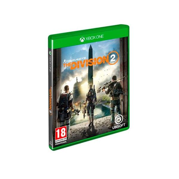 Xbox One S 1TB + The Division 2 (Importación PAL)