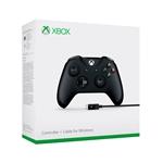 Microsoft Xbox One Mando inalámbrico + Cable - Gamepad