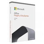 Microsoft Office Hogar y Estudiantes 2021 PCMac  Suite