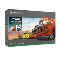 Xbox One X 1TB  Forza Horizon 4  Forza Motorsport 7